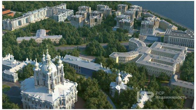 Рынок элитной недвижимости Петербурга смещается на острова