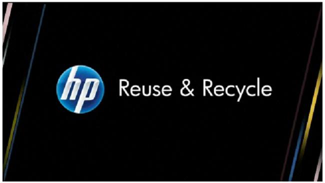 Квартальная прибыль Hewlett-Packard упала в 10 раз