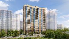 В Северной столице в июне введено 245,8 тысяч квадратных метров жилья