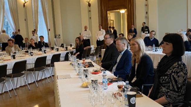 В Финляндии прошла презентация российских вин
