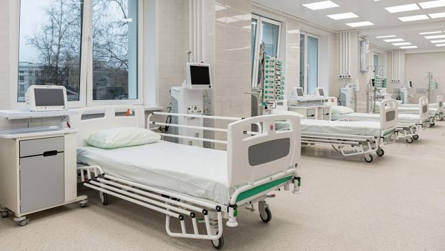 Проценко: за 3 месяца из больницы в Коммунарке благополучно выписано 85% пациентов