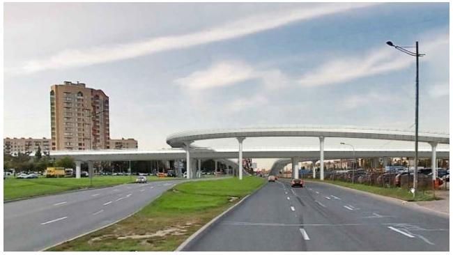 Проект развязки в створе улицы Димитрова будет готов к концу 2015 года