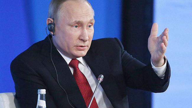 Владимир Путин ответил на вопрос о зарплатах чиновников и рядовых работников