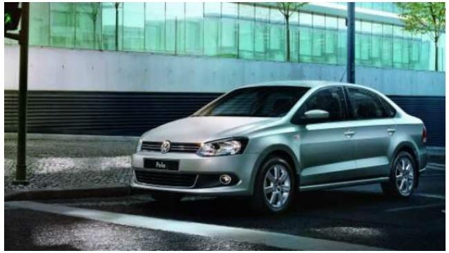 Концерн Volkswagen опустил цены на седаны Polo, собранные  в России