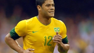Халк вызван в сборную Бразилии