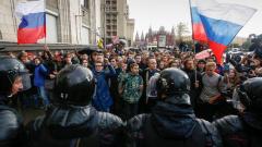 Около 25% россиян готовы проводить массовые акции против падения уровня жизни: мнение экспертов