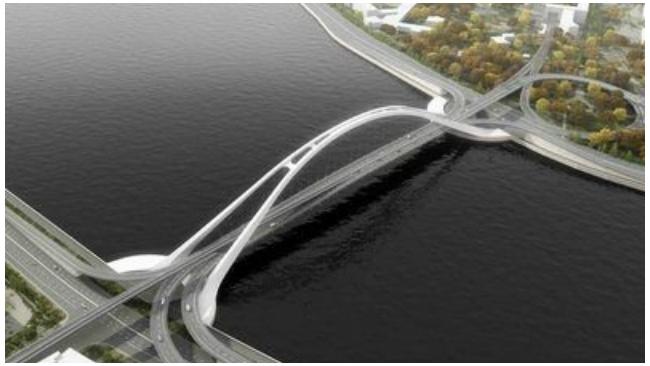 В Петербурге могут отказаться от строительства Феодосийского моста