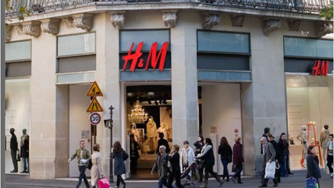 Чистая прибыль H&M за 2011 год упала на 15%