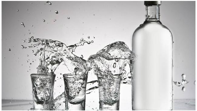С нового года водка в России будет стоить минимум 170 рублей