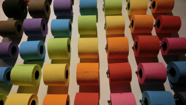 На Тайване резко подскочил спрос на туалетную бумагу