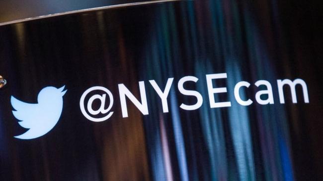 Публикация годового отчета Twitter обрушила его акции на 17,2%
