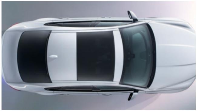 Jaguar опубликовала первые фото обновленного седана XF