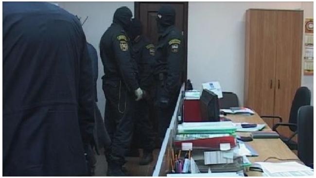 СК обыскивает администрацию Пушкинского района по делу о мошенничестве