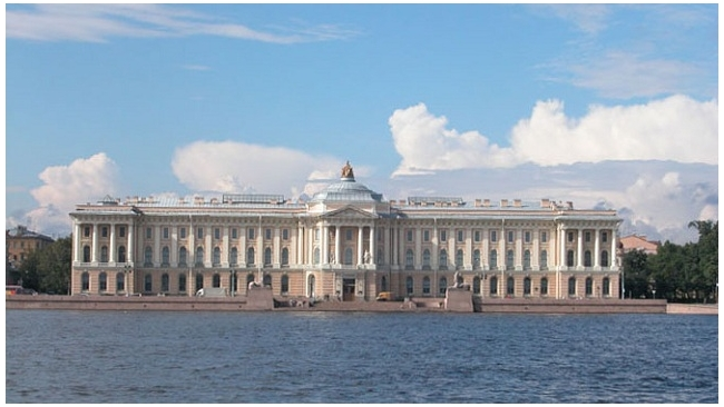 Дело о хищении 19 млн рублей при ремонте академии художеств передано в суд