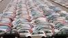 Продажи автомобилей в России упали на 50%