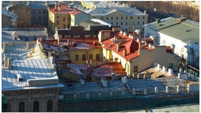 В петербургских коммуналках осталось менее 100 тыс. семей