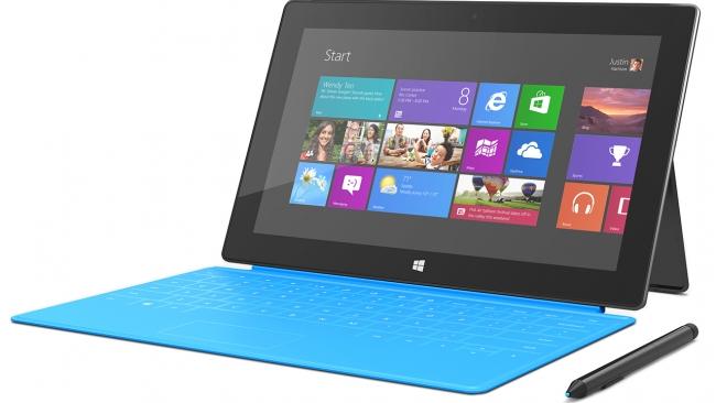 Microsoft презентовала новый планшет Surface Pro 3