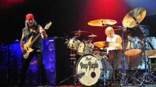 Deep Purple. Иэн Гиллан. Во время шоу, здесь и сейчас, ...