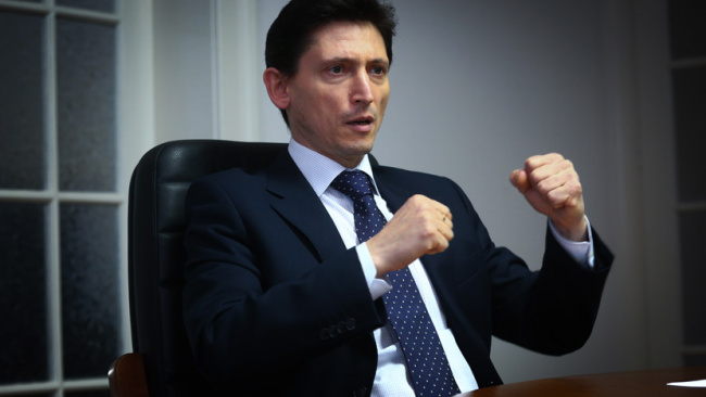В Сербии украинский посол призвал развалить Россию