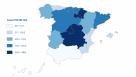 В Испании за сутки зафиксировано 791 летальный исход от коронавируса и 6 тысяч 398 новых случаев заболевания