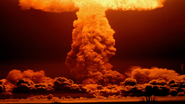 Генерал США обвинил Россию в нарушении моратория на ядерные испытания