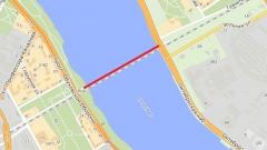 Рядом с Финляндским мостом хотят построить тоннель под Невой