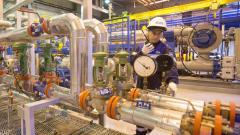 Газпром в 1-й половине января на 42% увеличил поставки в дальнее зарубежье