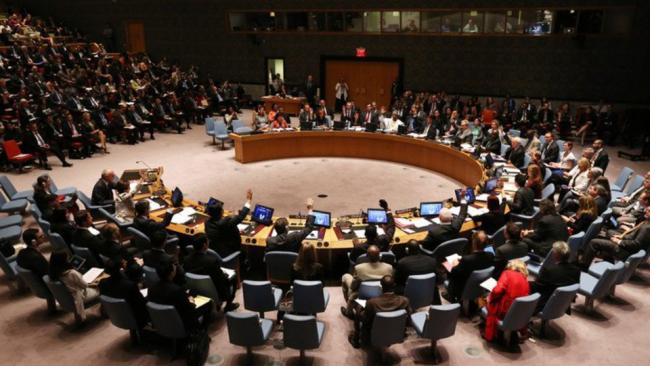 Россия перечислила в ООН почти 78 миллионов долларов