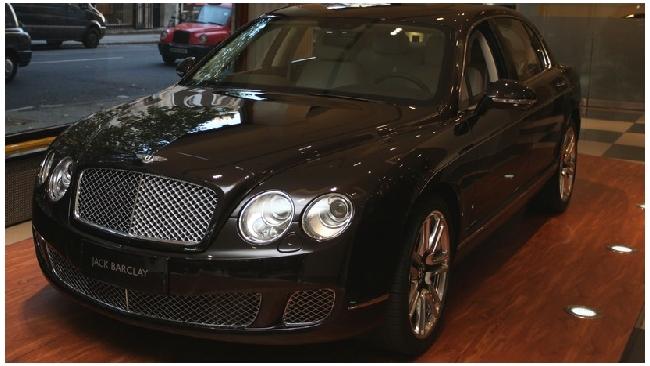 Несмотря на открытие представительства Bentley Russia компания Mercury сохранит свою долю рынка в Петербурге и Москве