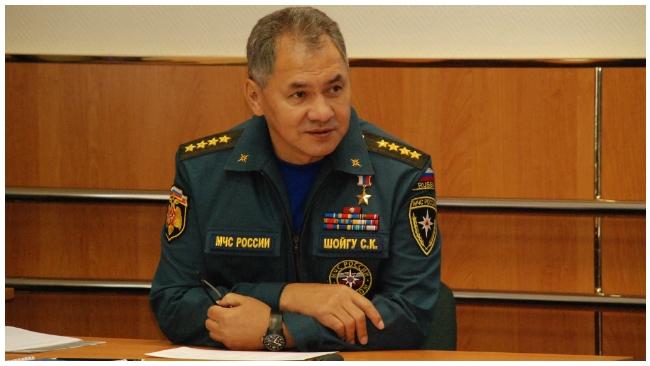 Шойгу создает новые административные структуры в Московской области