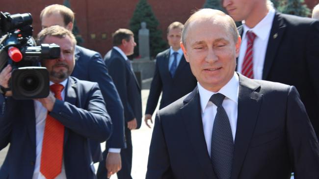 ТОП влияния Forbes возглавил Владимир Путин