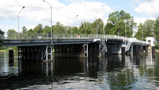 В Петербурге будет проведен капремонт Первого Елагина моста