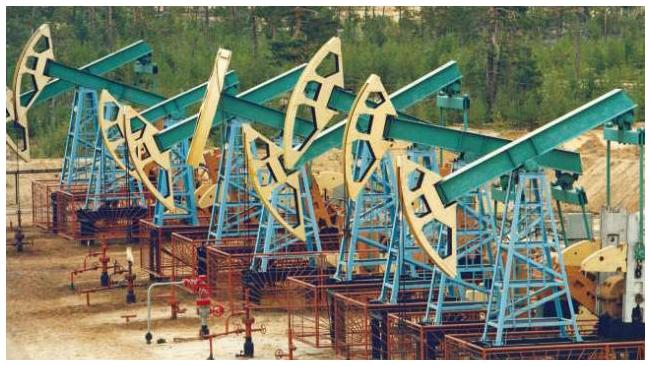 Цены на нефть подросли на новостях о сокращении буровых установок в США