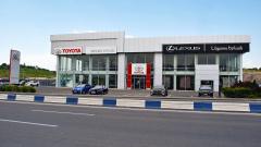 """""""Тойота Мотор"""" начинает экспорт изготовленных в Петербурге автомобилей в Армению"""