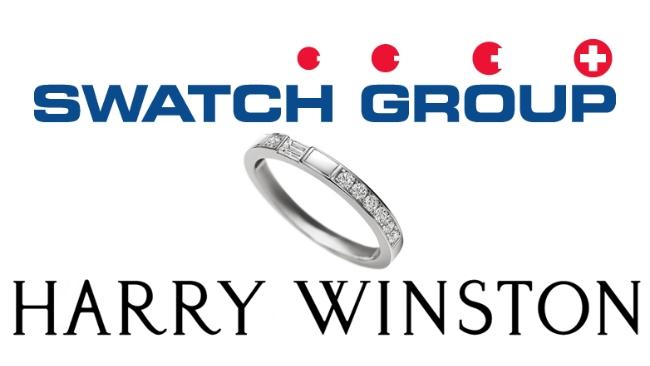 Swatch договорились о покупке  Harry Winston Diamond за $1 млрд