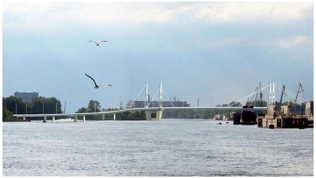 Власти Петербурга могут вернуться к строительству Серного моста
