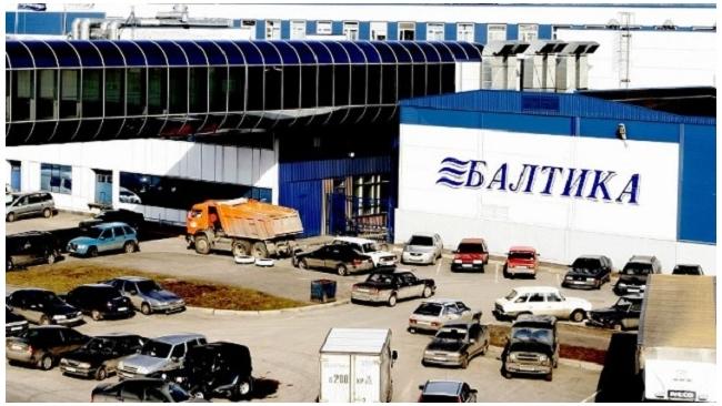 """Чистый убыток ПК """"Балтика"""" достиг 3,95 млрд рублей"""