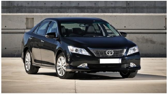 Toyota Camry российской сборки будет стоить от 959 000 рублей