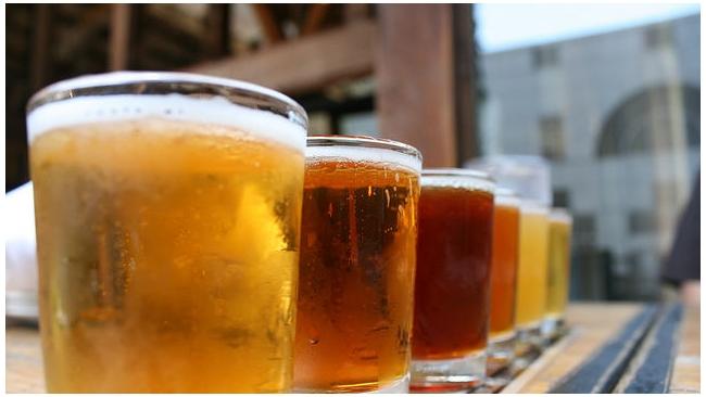 """""""Сан Инбев"""" потребовал объяснить причины прекращения импорта украинского пива в Россию"""
