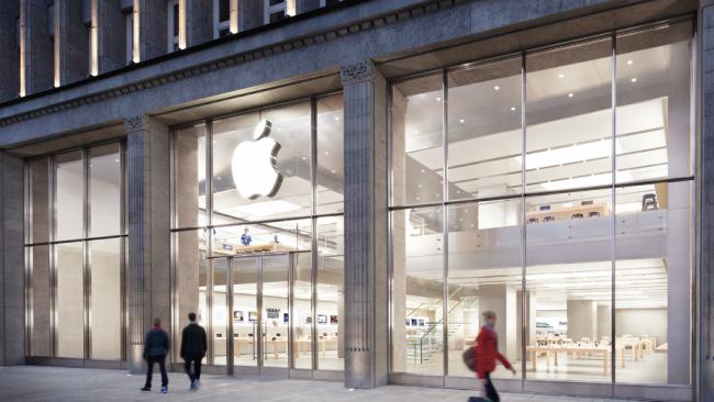 Cоздатель Apple Store Джонсон покинул компанию, чтобы возглавить JC Penney