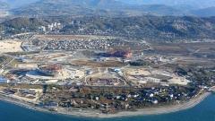 """Построенные олимпийские объекты переведут в собственность """"Газпрома"""""""