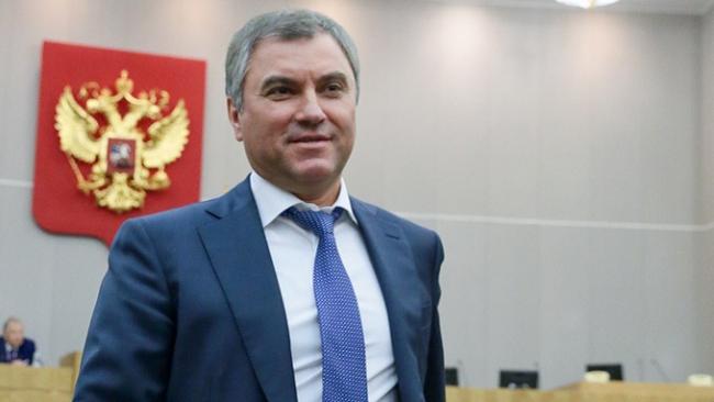 Вячеслав Володин рассказал о причинах сообщения о размерах пенсий парламента