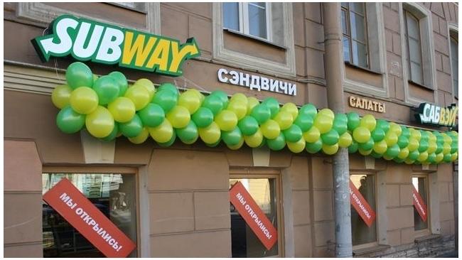 Бывший вице-президент McDonalds стал президентом Subway в России