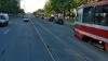 Новые трамвайные пути на проспекте Науки обошлись ...