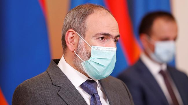 Армения на месяц продлит режим чрезвычайного положения из-закоронавируса