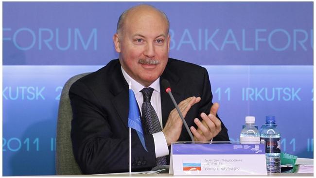 Губернатор Иркутской области Мезенцев подал в отставку