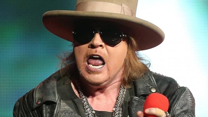 В Guns N Roses текучка кадров