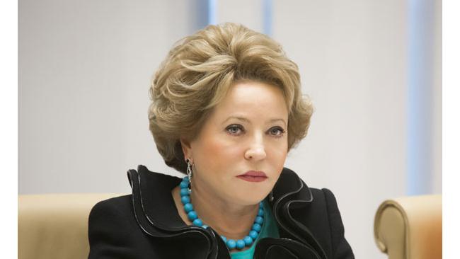 Матвиенко: россияне не могут накопить на пенсию