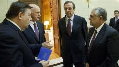 7 часов переговоров по сокращению пенсий в Греции успехом не увенчались