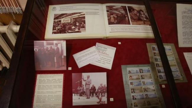 Архивный комитет в Петербурге представил выставку новых поступлений